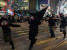 ชาวฮ่องกงประท้วงเดือดรับปีใหม่ ตำรวจใช้แก๊สน้ำตาสลายผู้ชุมนุมในบางพื้นที่