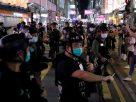 ตร.ฮ่องกงจับผู้ประท้วงป่วนปีใหม่ 400 คน