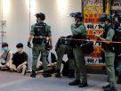 ตร.ฮ่องกงยิงปืนพริกไทยสลายม็อบ จับผู้ประท้วงอีกเกือบ 300 คน