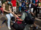 ตำรวจฮ่องกงจับกุมผู้ประท้วง 370 คน หลังกฎหมายความมั่นคงแห่งชาติประกาศใช้