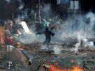 ประท้วง 'ฮ่องกง' รุนแรงต่อเนื่อง เช้านี้ยังปะทะหนักรอบมหาวิทยาลัย