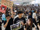 ผู้ประท้วงฮ่องกงปิดสนามบินรอบ 2 สุดสัปดาห์นี้