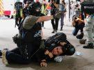 ฮ่องกงจับกุมผู้ประท้วงครั้งแรกภายใต้กฎหมายมั่นคงใหม่