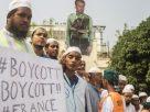 ฝรั่งเศสเตือนพลเมืองระวังความปลอดภัย เนื่องจากโลกมุสลิมแค้นการ์ตูนล้อศาสดา